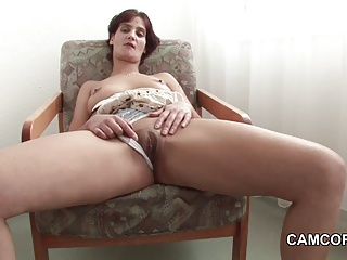 yr old German Mom in first time Porno Casting