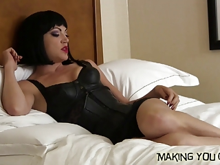 I want to watch you suck another man s cock