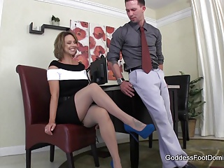 Creative Interview Technique Footjob Foot Fetish
