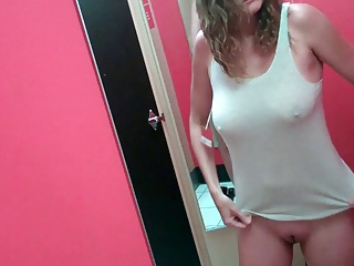 Got Horny in the changing room