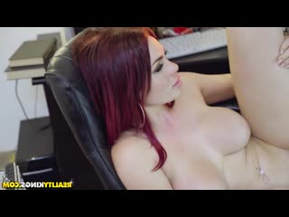 Rion King Skyla Novea Premium Redhead Heels Riding dick Shaved Old with young Cum on face Jokes