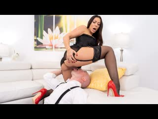 Rachel Starr Dress Me UpEat Me Big Tits Stockings Cum on Tits Cum Shot Facial Blowjob POV Cowgirl Doggystyle